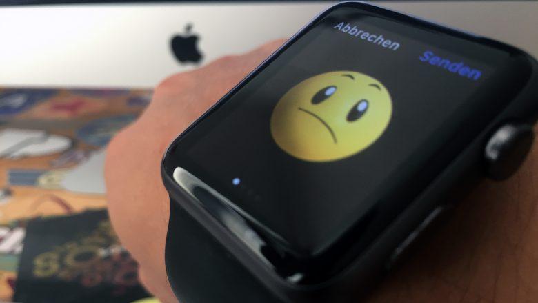 Enttäuschend: Leider keine Apple-Watch-Zahlen. © Jakob Steinschaden