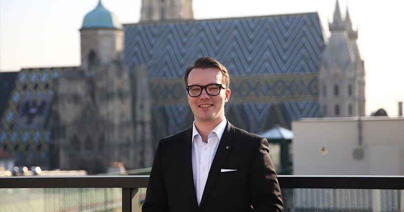 Will auch Geld für Wiener Start-ups aufstellen: Berthold Baurek-Karlic. © Fabian Greiler