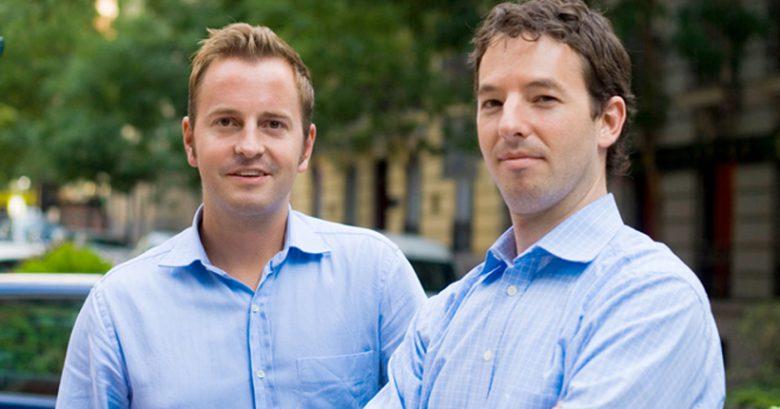 Der Österreicher Bernhard Niesner und der Schweizer Adrian Hilti gründeten busuu 2008. © busuu
