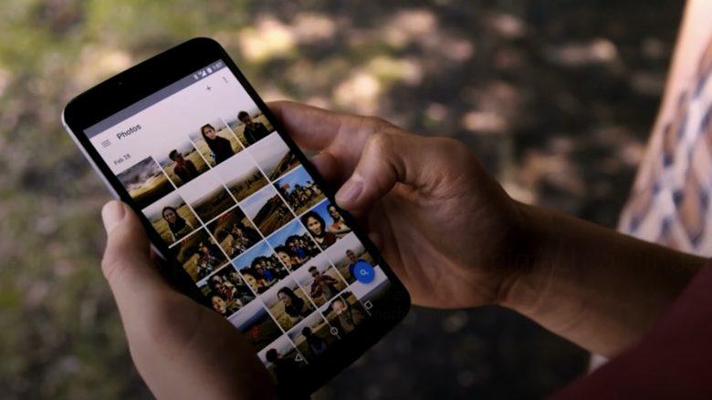 Google Photos ist verfügbar auf iOS, Android und im Web. © Google