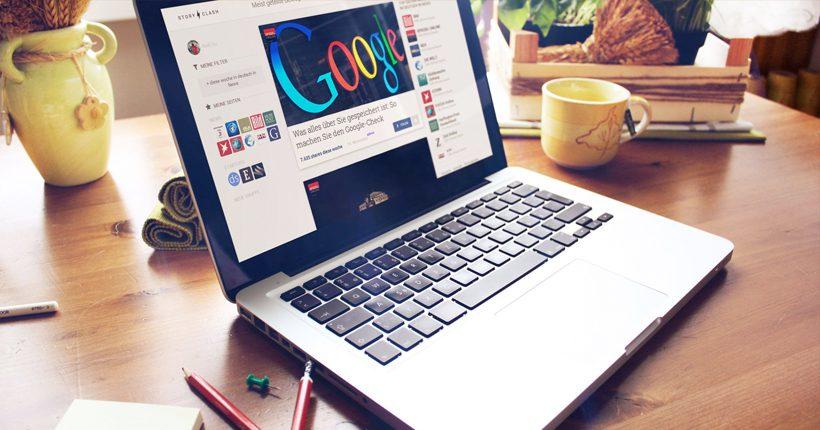 Kann Storyclash Google die Stirn bieten? © Storyclash