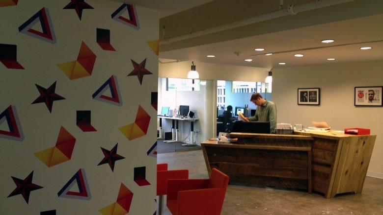 Arbeiten im Hauptquartier von Vox Media. © Vox Media
