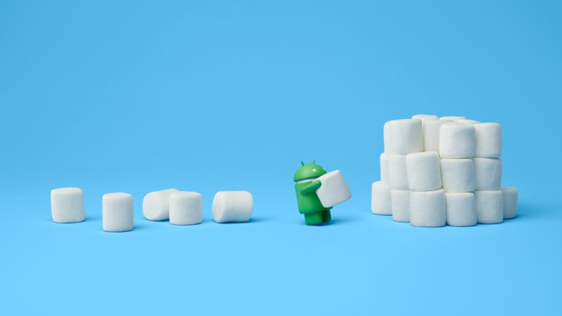 Android bringt Marshmallow. © Google