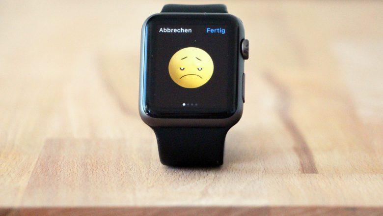 Eher keine Bereicherung: die Apple Watch. © Jakob Steinschaden