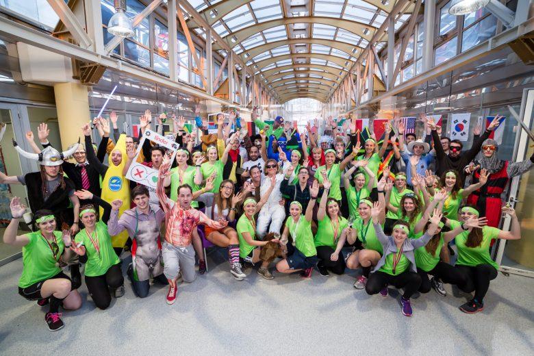 Runtastic bleibt als Adidas-Tocher im HQ in Pasching. © Runtastic