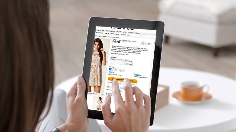 Etwa 50.000 Online-Shops haben Klarna aus Schweden integriert. © Klarna