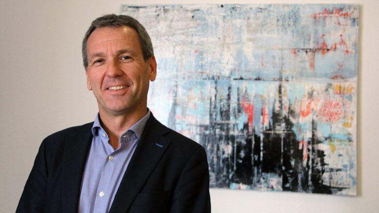 Christian Renk, Country Manager von Klarna in Österreich. © Jakob Steinschaden