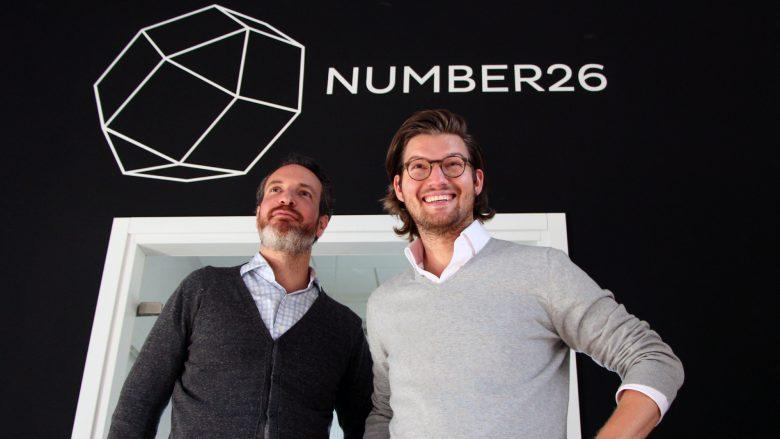 Maximilian Tayenthal und Valentin Stalf im Berliner Number26-Büro. © Jakob Steinschaden