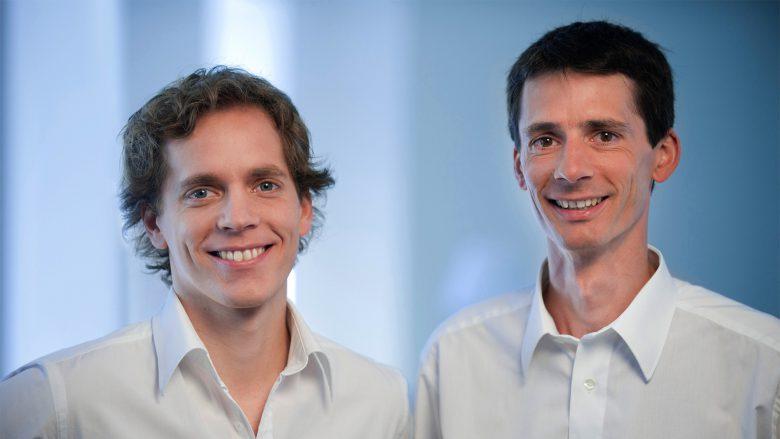 Pansy-Brüder Martin und Jürgen wollen Erlöse aus sms.at-Verkauf in Start-up-Projekte stecken. © Up to Eleven