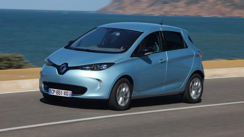 Der Renault Zoe hat laut Hersteller eine Reichweite von 210 km. © Renault
