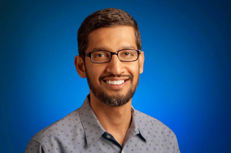 Der neue Google-CEO Sundar Pichai. © Google