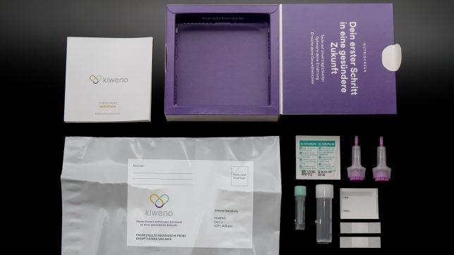 Das Testpackerl mit allen Ingredienzen. © kiweno