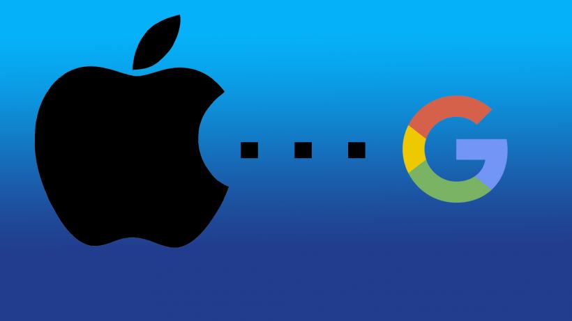 Apple auf der Jagd nach Googles Werbemilliarden.