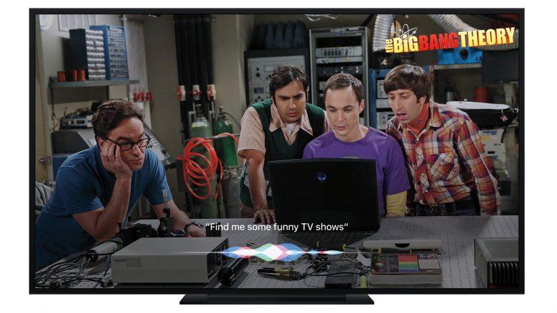Big Bang? Apple TV will das Fernsehen revolutionieren. © Apple