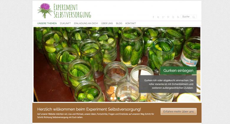 Experimentselbstversorgung.net