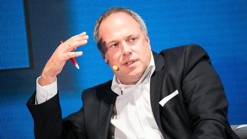 Richard Grasl ist Kaufmännischer Direktor des ORF. © Johannes Brunnbauer
