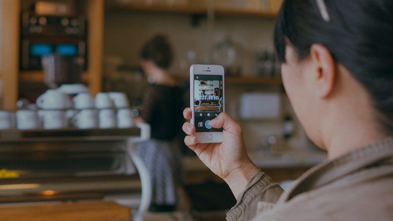 Das liebste Hipster-Tool: die Instagram-App am iPhone. © Instagram