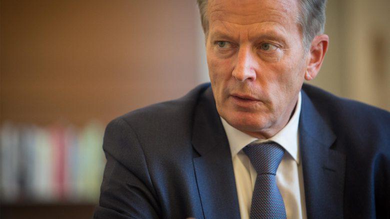 Wirtschaftsminister Mitterlehner. © Jakob Glaser