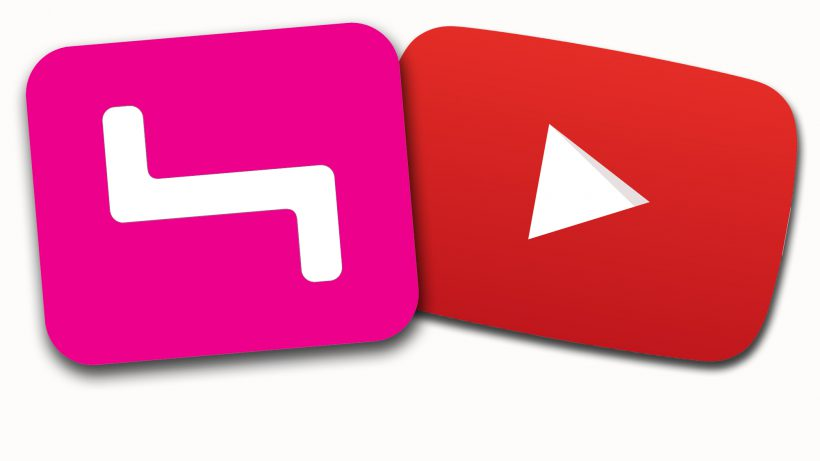 Nicht immer Seite an Seite: Puls 4 und YouTube. © Puls 4, Google