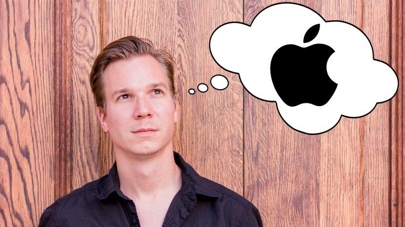 Jakob Steinschaden, Projektleiter von TrendingTopics.at. © Lorin Canaj/Apple/Montage: TrendigTopics.at