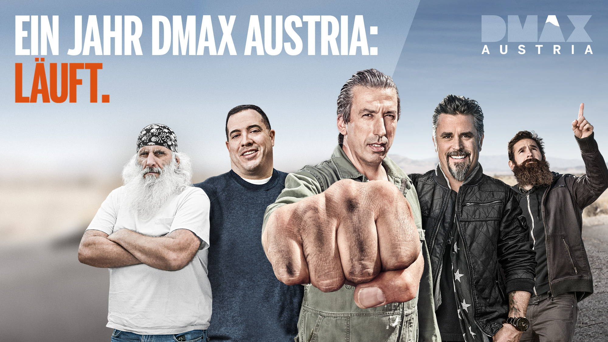 Dmax Werbung
