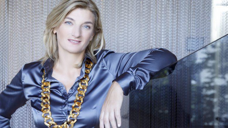 Dorothee Ritz (47) leitet die Geschäfte von Microsoft in Österreich. © Microsoft Austria