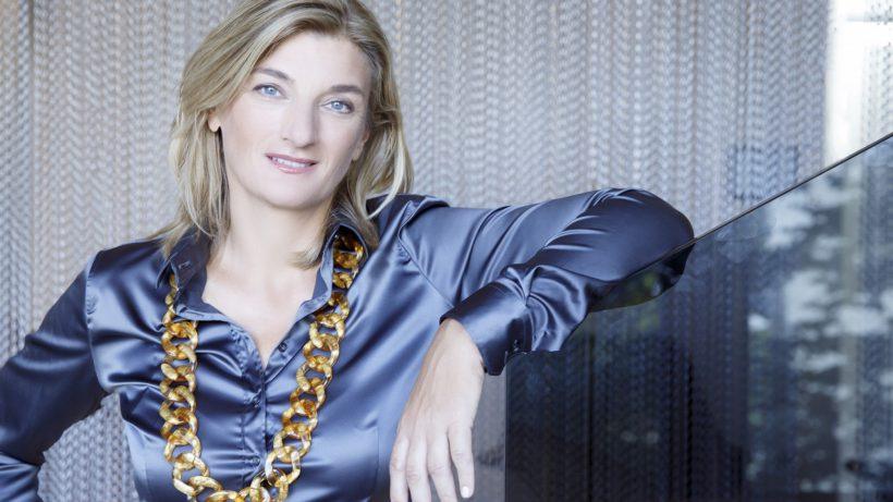 Seit Juli 2015 ist Dorothee Ritz die Geschäftsführerin von Microsoft Österreich. © Microsoft