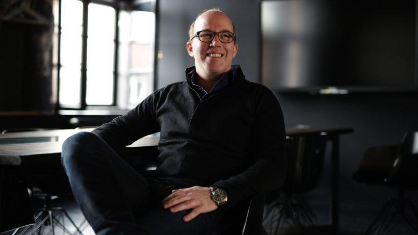 Oliver Holle, CEO von Speedinvest. © Speedinvest