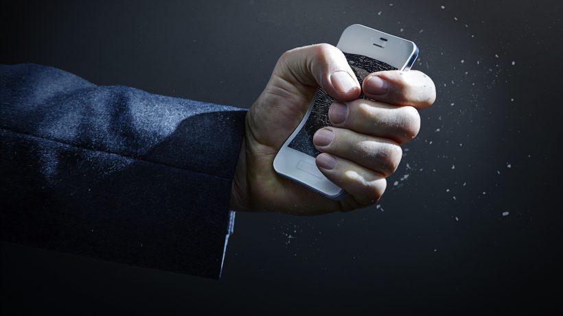 Ärgern über Werbung am Handy soll sich bald niemand mehr. © Fotolia/dbunn