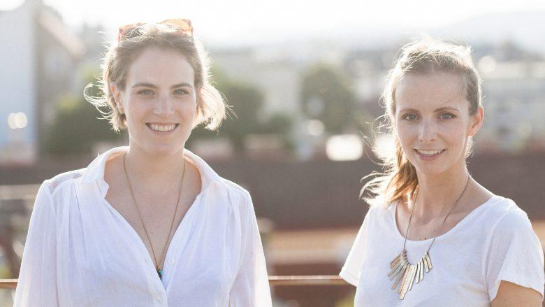 Die Treats-Gründerinnen Camilla Sievers und Ines Grangl sind bei SLAX untergekommen. © Treats.io