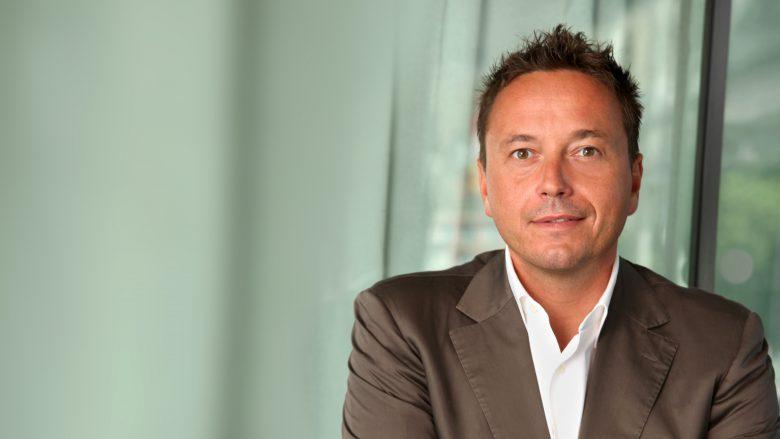martin Wallner ist Vice President Sales von Samsung Electronics Austria. © Samsung