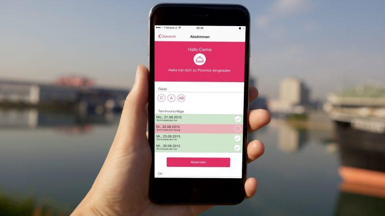 Für iPhone, Android und sogar Windows Phone verfügbar. © Gatherer