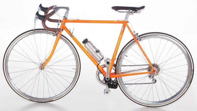 """Ein Beispiel von vielen: Der Elektromotor """"add-e"""" für Fahrräder. © add-e"""