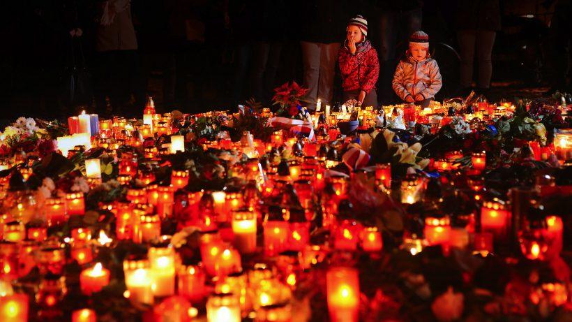 In Gedenken an die Opfer der Anschläge. © Bianca Dagheti /Flickr (CC BY-ND 2.0)