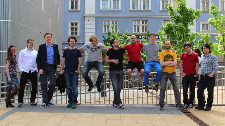 Die Plattform wirft für das StartUs-Team bereits Gehälter ab. © StartUs