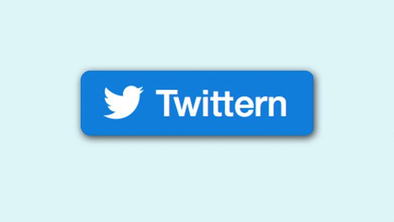 Der neue Tweet-Button ohne Zähler.