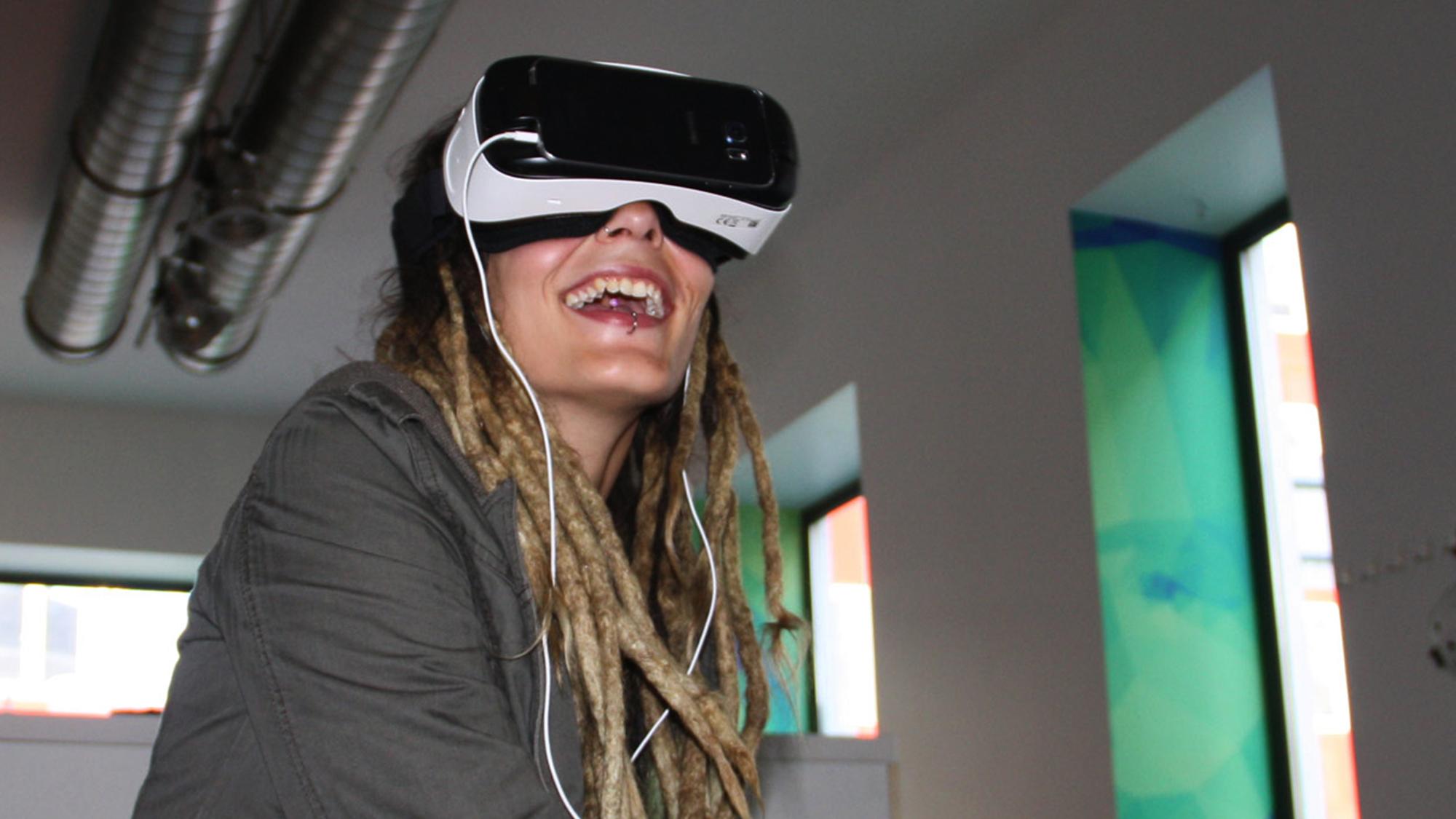 Nicht nur gaming 15 dinge die man mit virtual reality for Nur 100 dinge besitzen