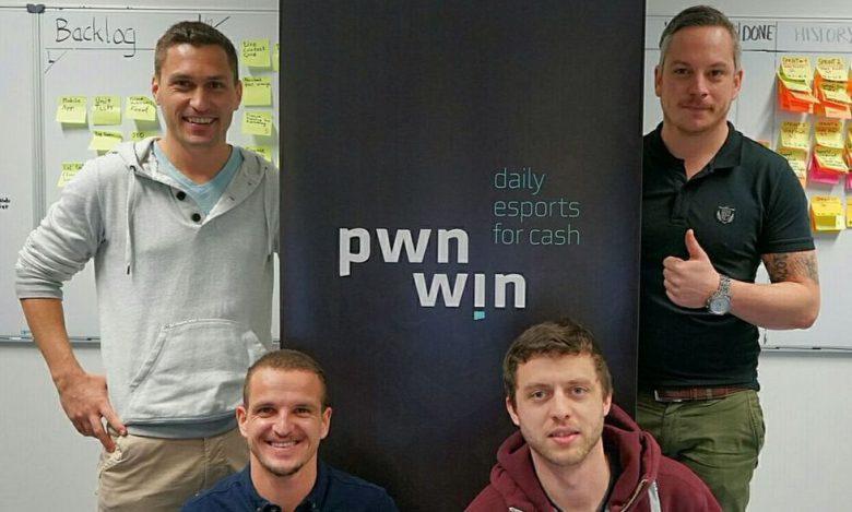 Das pwnwin-Team. © pwnwin