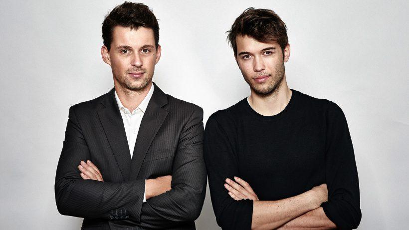 Clemens Helm, CTO und Wendelin Amtmann, CEO von ChillBill© ChillBill