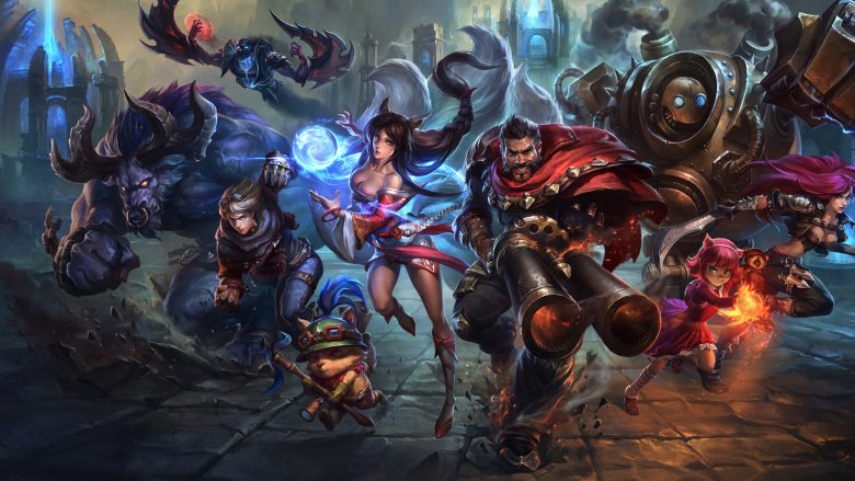 "Der Spielehit ""League Of Legends"". © Riot Games"