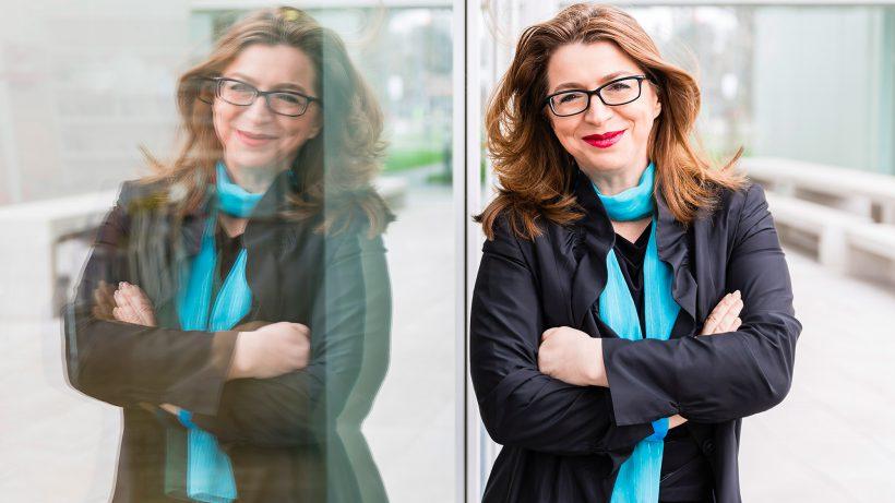 Selma Prodanovic sitzt im Beirat der neuen Agentur © Michael Mazohl/ASAblanca.com