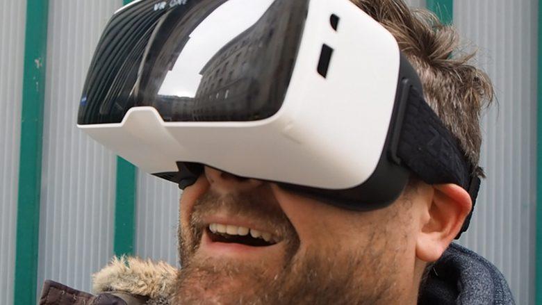 Vielleicht schon bald Grundaustattung von Werbern: Die VR-Brille. © Tech2Marketing