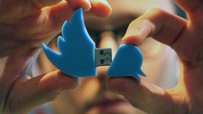 Sich über die Zukunft von Twitter den Kopf zerbrechen. © Jakob Steinschaden