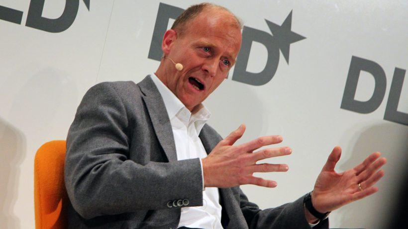 Tom Enders ist der CEO der Airbus Group. © Jakob Steinschaden