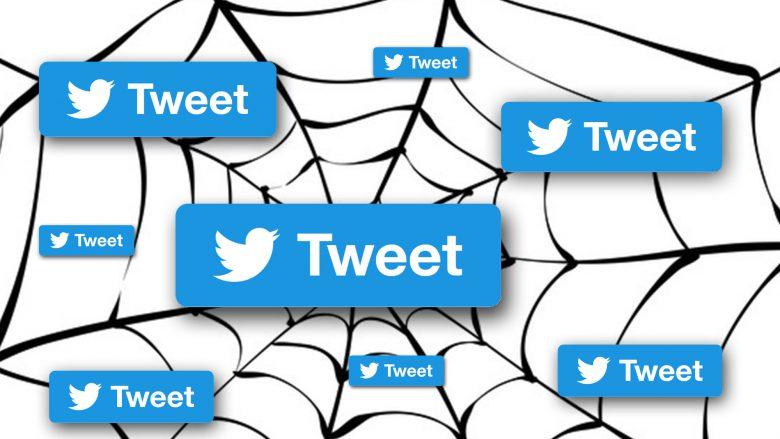 Im Netz des Vogels. © Twitter, Fotolia/ Montage TrendingTopics.at