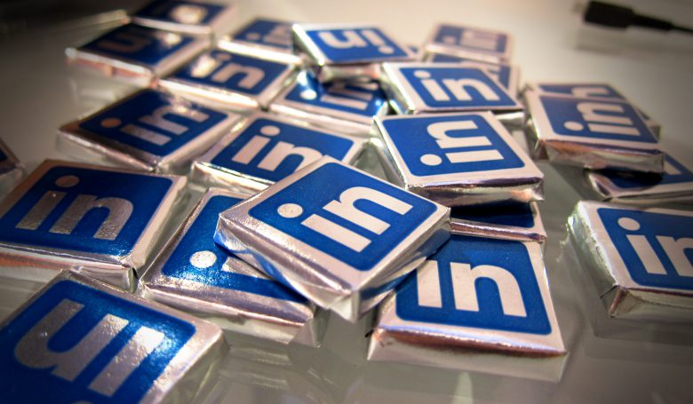 LinkedIn-Schokolade. © Nan Palermo/Flickr (CC BY 2.0)