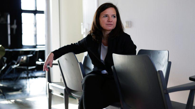 Marie-Hélène Ametsreiter, Partnerin von Speedinvest. © Speedinvest