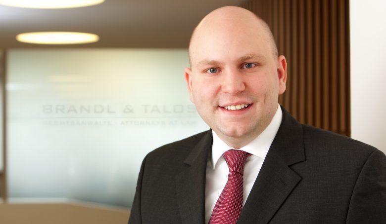 Roman Rericha, Partner bei der Anwaltskanzlei Brandl & Talos. © Brandl & Talos