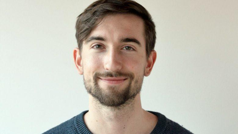 Dominik Beron, Gründer von RefugeesWork.at