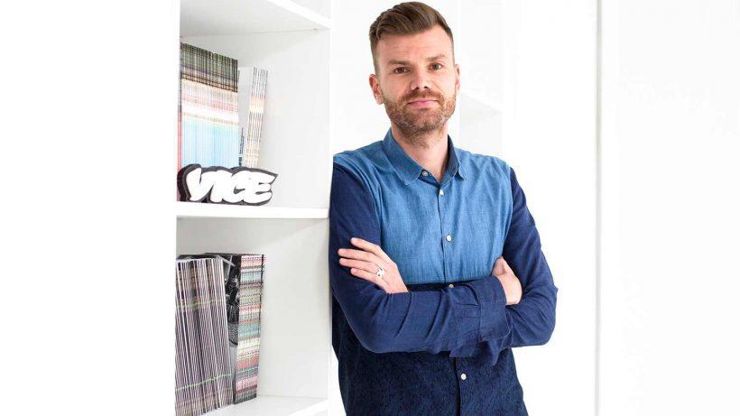 Stefan Häckel, Geschäftsführer der Vice CEE Holding. © Vice